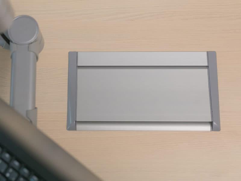 Aero flip In desk Power module