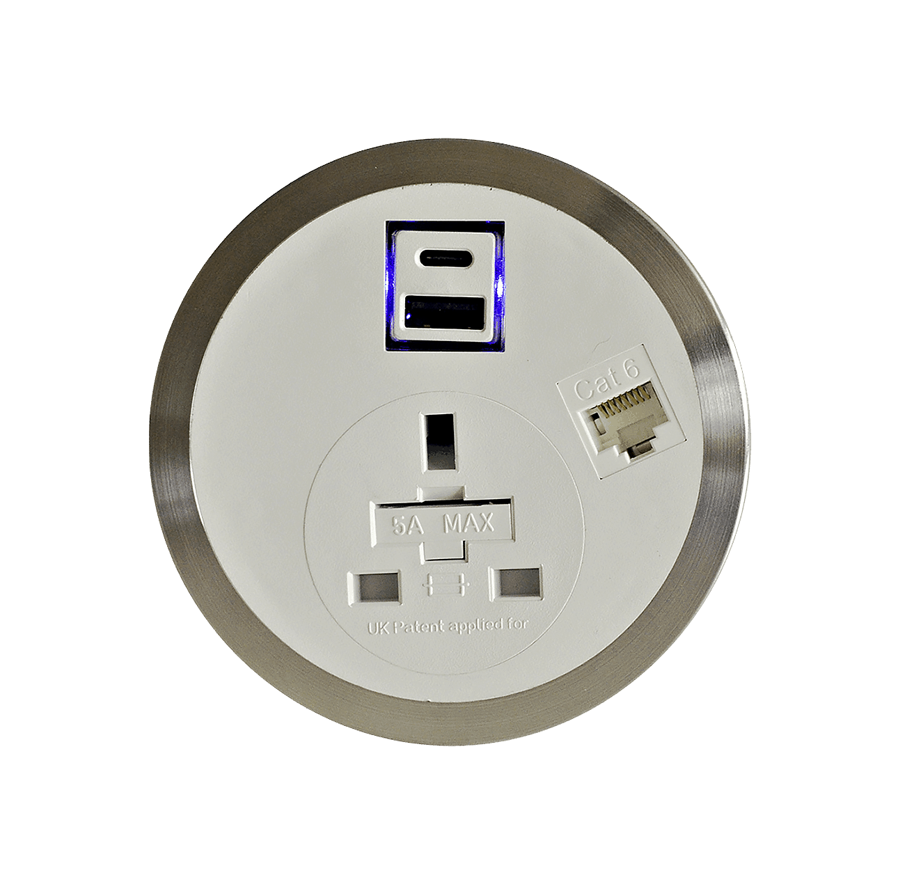 Port El with Smart Charge and Ethernet