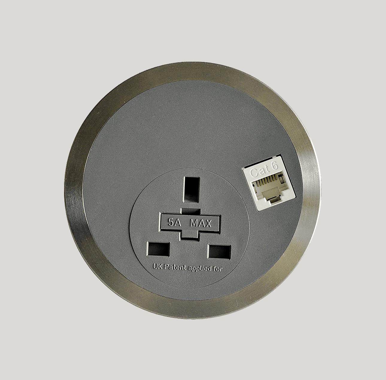 Port El with Ethernet