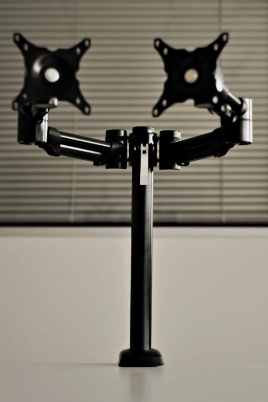 FSA Double Top Fix Monitor Arm