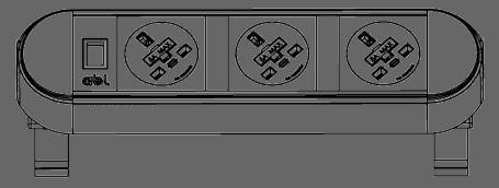 Chroma illustration
