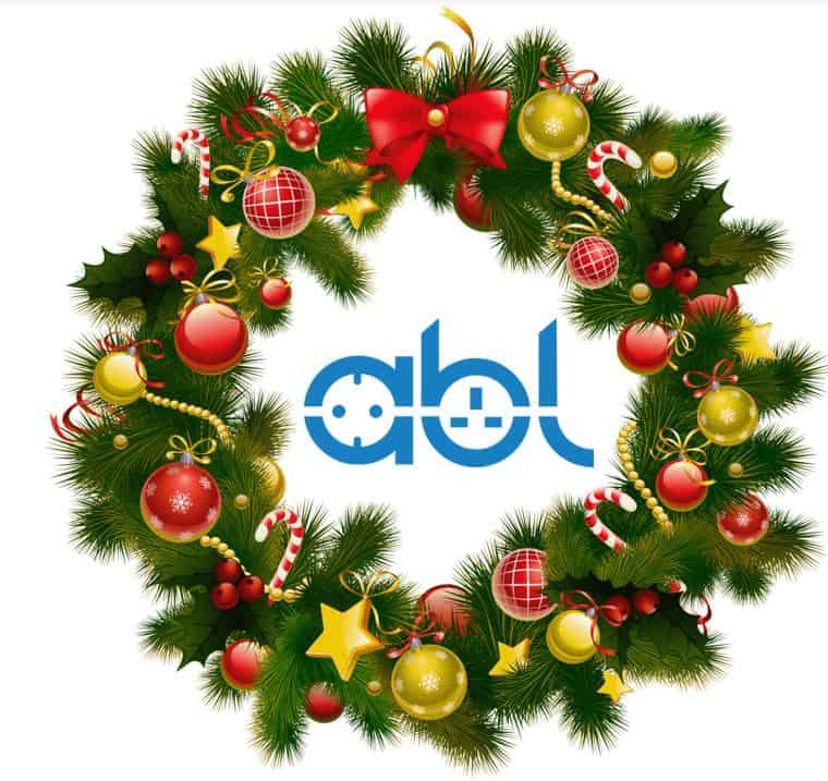 ABL Christmas Wreath