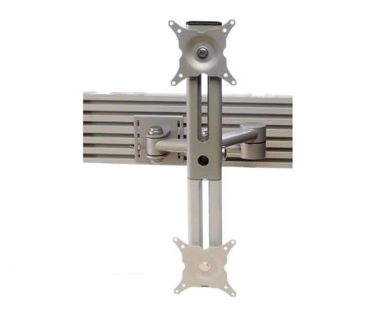 HAFSA rail mounted monitor arm
