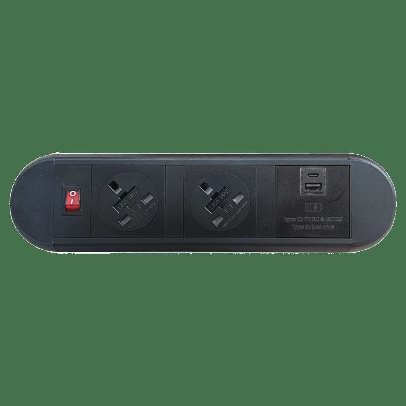 Chroma On desk Power module