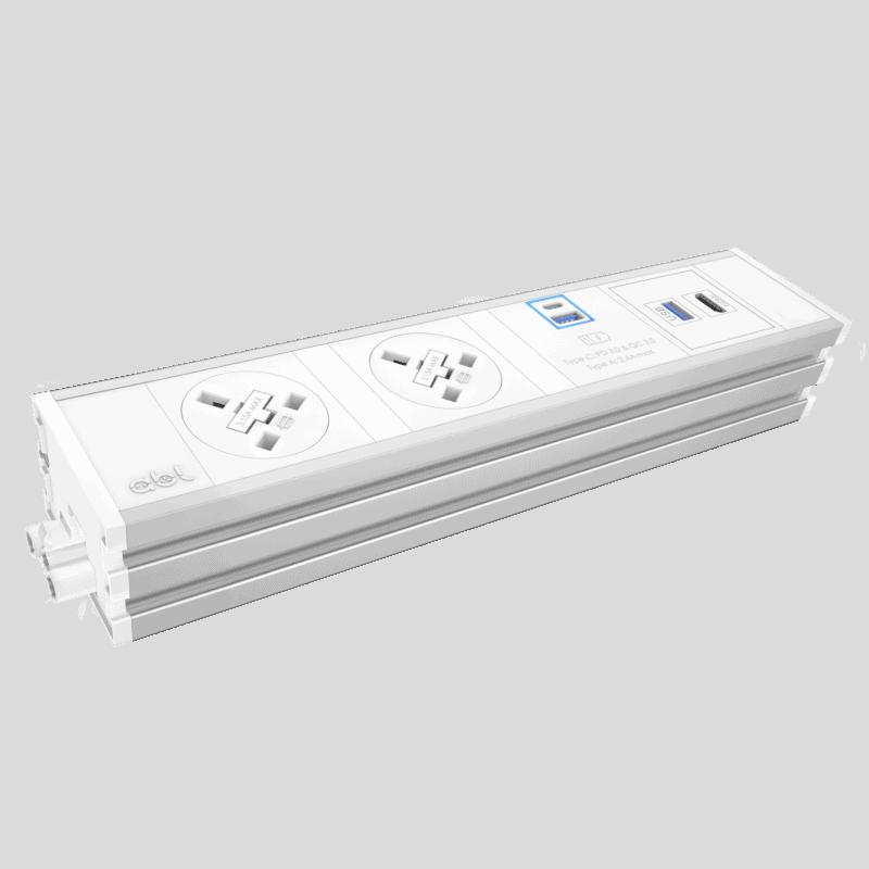 Link Under desk Power module