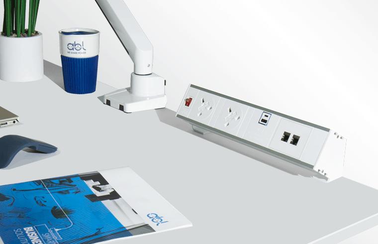 Flexi On desk Power module