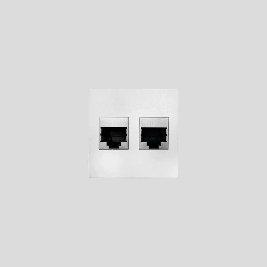 double keystone carrier white
