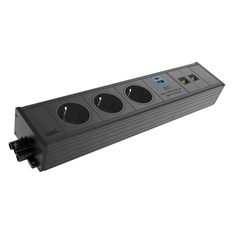UDM Under desk Power module